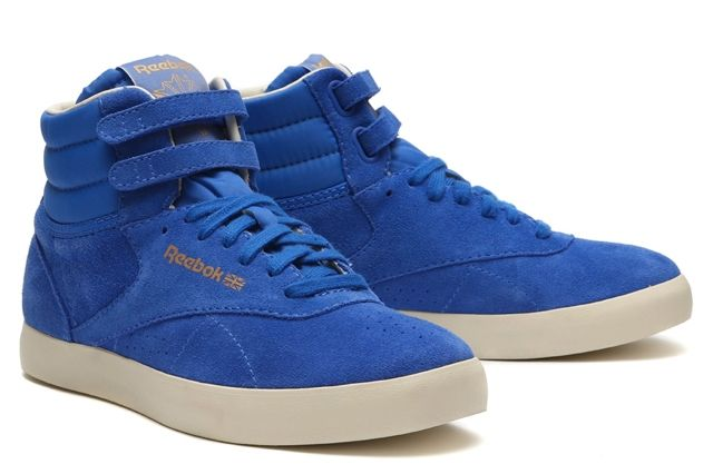 Reebok Classics Reserve The Franchise Hi Blue