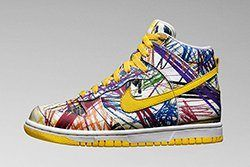 Nike Dunk High Gs Scribble Thumb