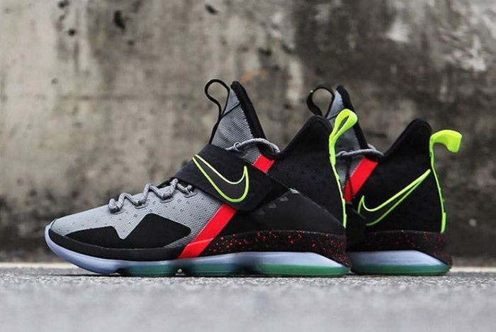 Nike Lebron 14 Out Of Nowhere 10