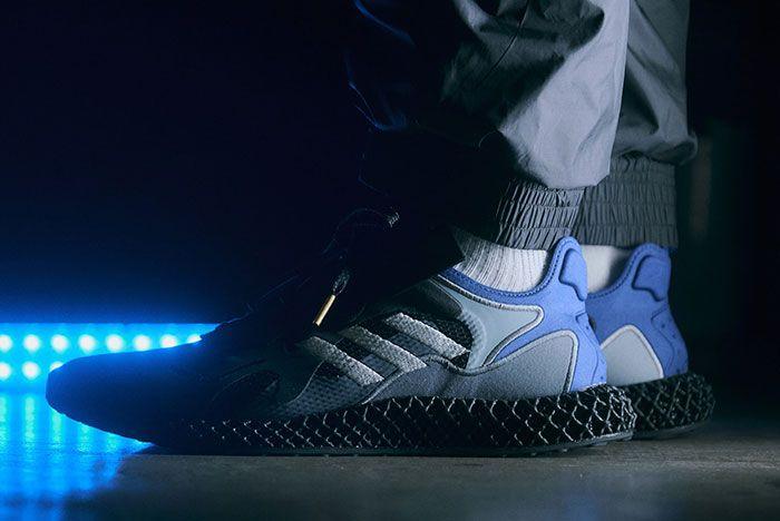Adidas Consortium Evo 4 D Friends Family Paris Fashion Week Hero Shot6
