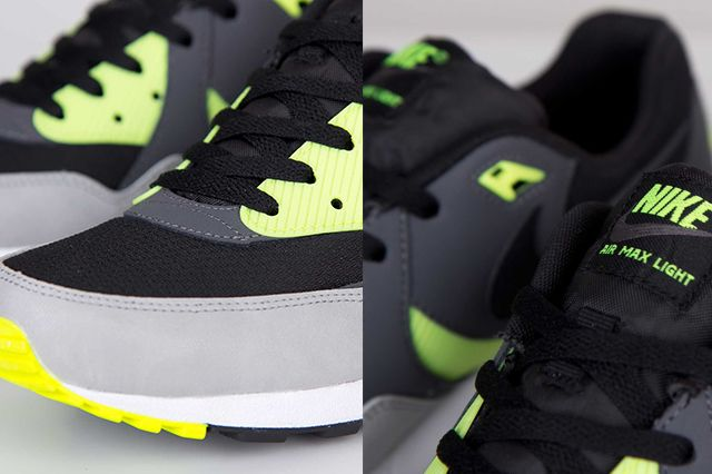 Nike Air Max Light Black Volt 4
