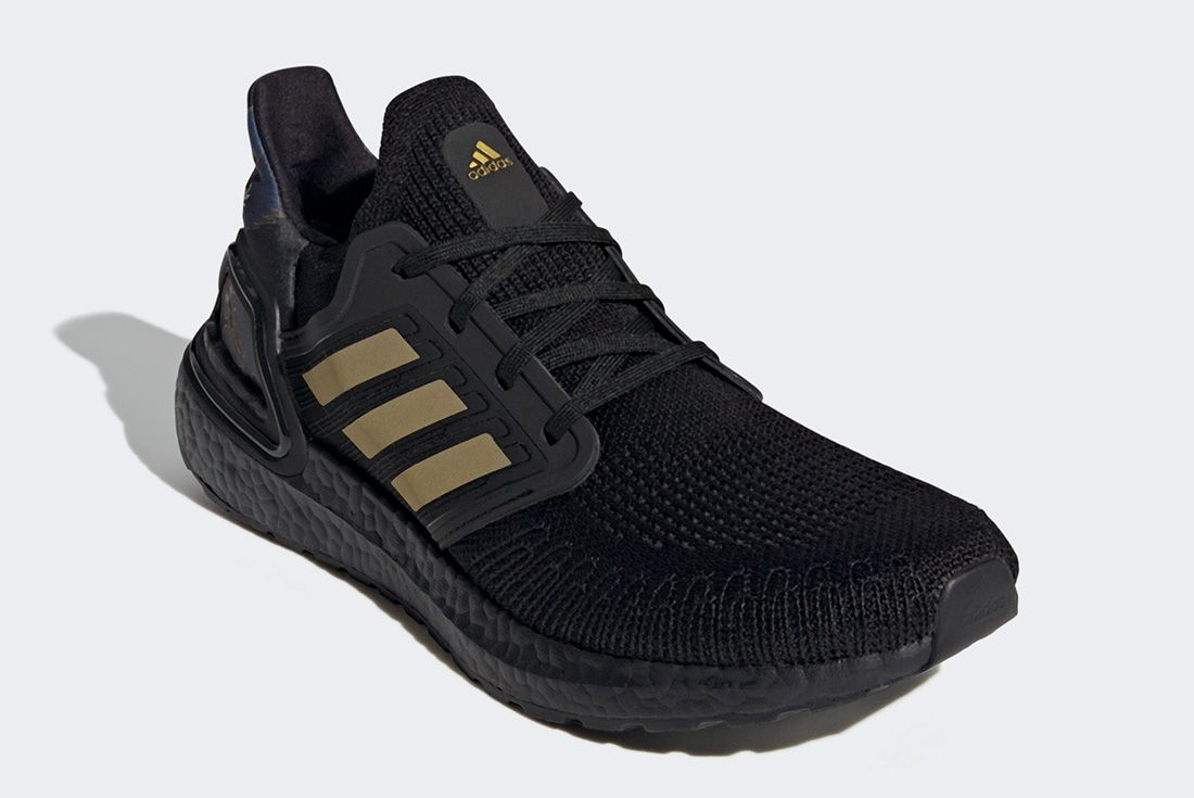 Adidas Ultraboost Cny Black Gold Front