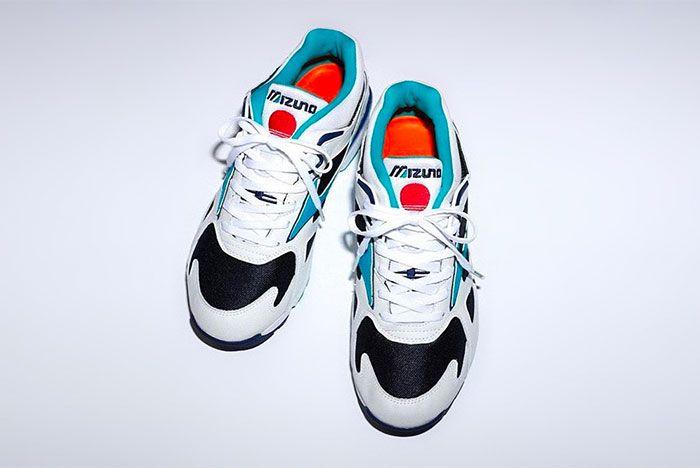Beams Mizuno Kazoku Sky Medal 001 Sneaker Freaker