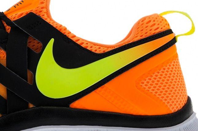 Nike Free Trainer 5 Bright Citrus Volt Black 3 1