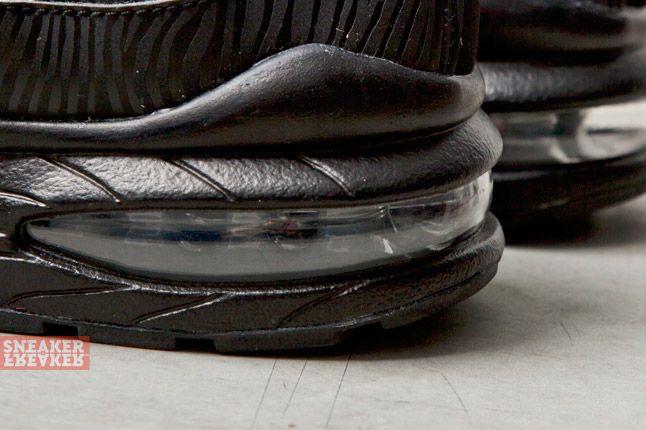 Nike Air Max 95 Gs Black Silver Anthracite 1