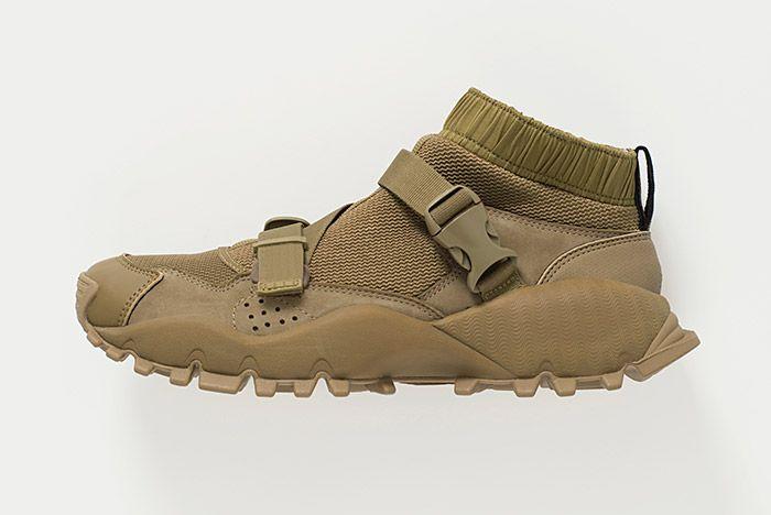Hyke Adidas Seeulater Khaki 1