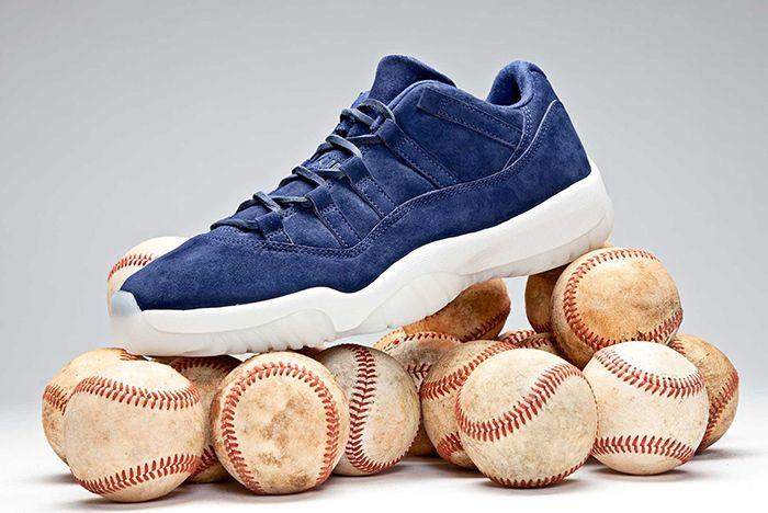 Jordan 11 Low Jeter Re2Pect Release Date Info 3 Sneaker Freaker