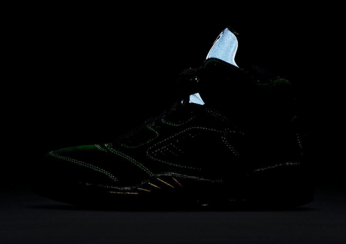 Air Jordan 5 Oregon Reflective