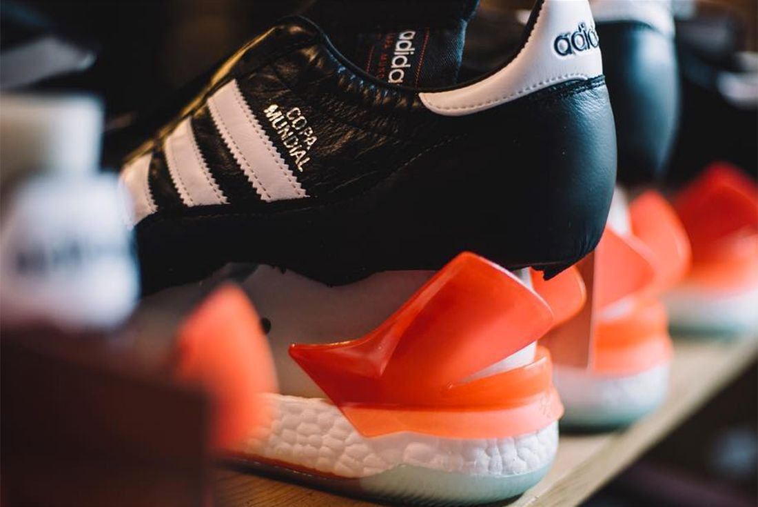 The Shoe Surgeon Reveals Boost Fused Copa Custom2