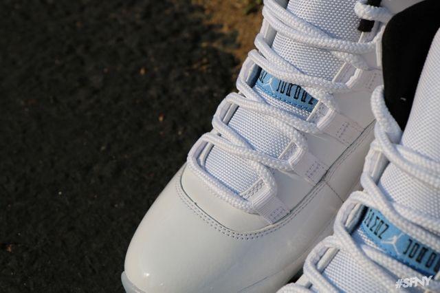 Air Jordan 11 Legend Blue 8