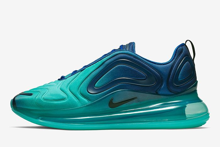 Nike Reveal Teal Air Max 720 Release Date 2