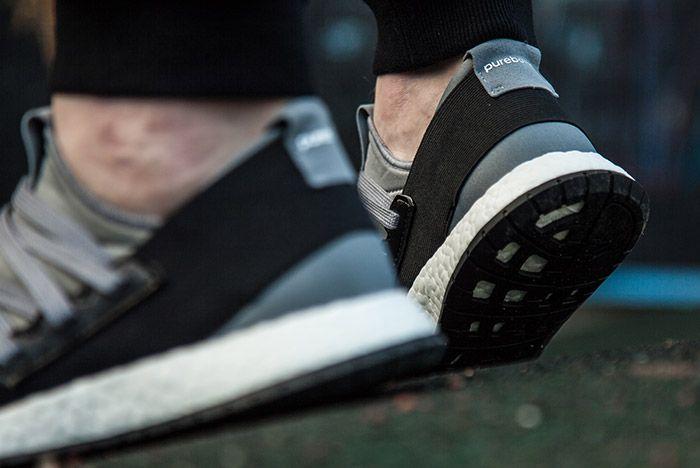 Adidas Pureboost R Black 2