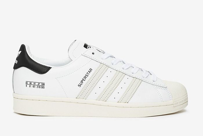 Adidas Superstar Misplaced Size Tag Fv2808 White Lateral