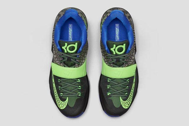 Nike Kd 7 Electric Eel 4