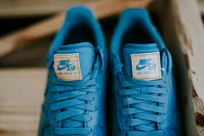 Nike Air Force 1 07 Lv8 Smokey Blue 6