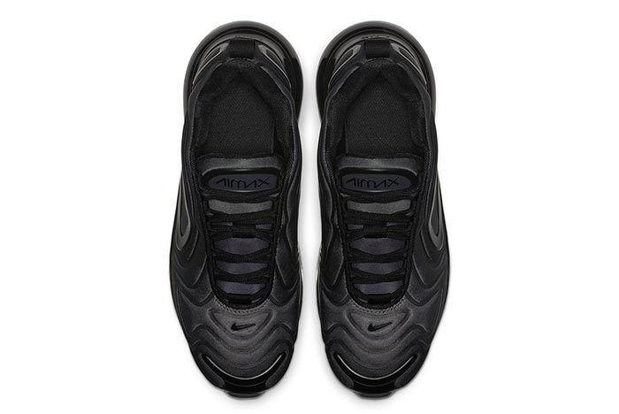 Nike Air Max 720 Triple Black 3