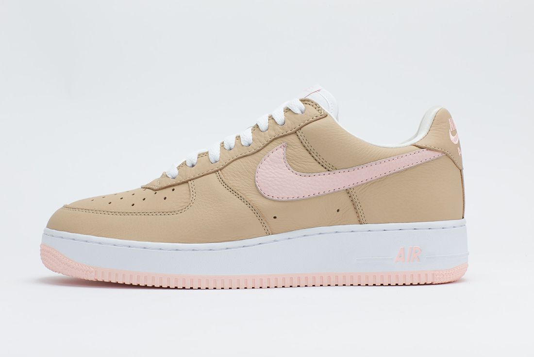 Nike Air Force 1 Linen Lateral