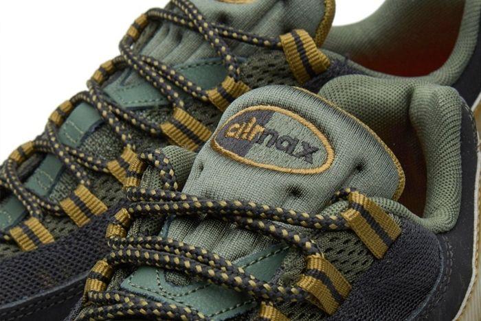 Nike Am95 Carbon Green Black 1