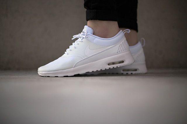 Nike Air Max Thea Triple White