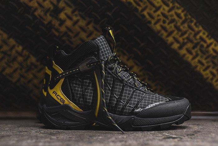 Nike Acg Air Zoom Tallac Lite Og Black Yellow 2