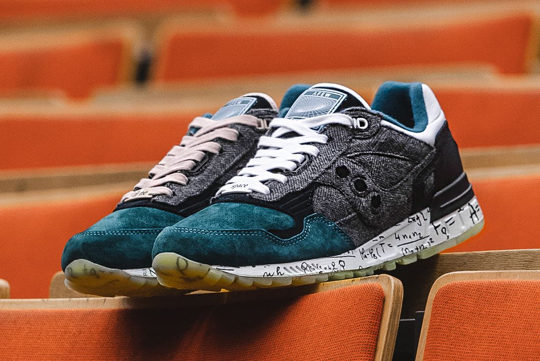 Afew x Saucony Shadow 5000 'Time & Space'