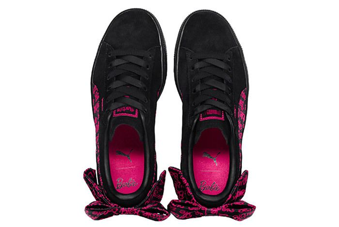 Barbie Puma Suede 4