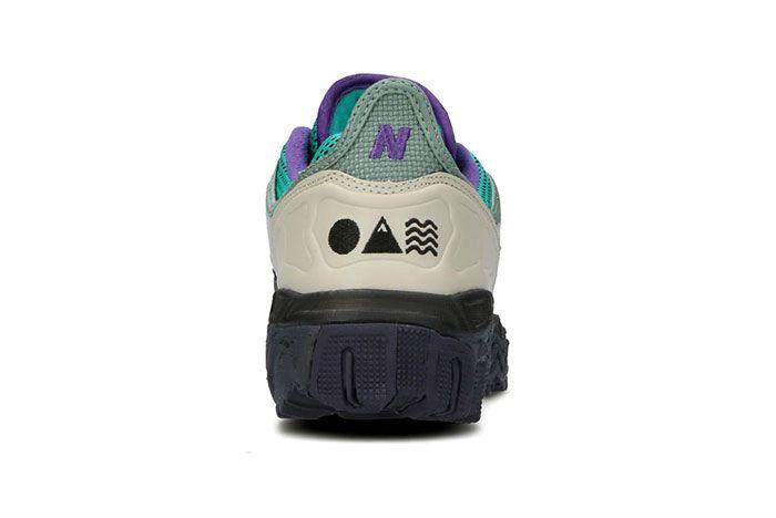 New Balance Ml801Ft Heel