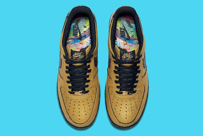 Nike Air Force 1 Caribana 6
