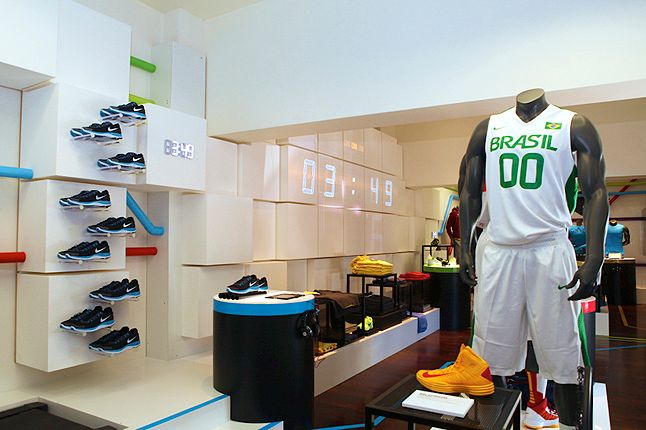 Nike Sydney Pop Up Store 3 1