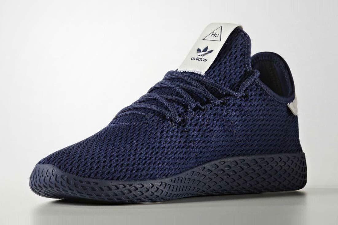 Pharrell X Adidas Tennis Hu Pack 4