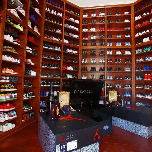 Sneaker Room Dj Khaled 2