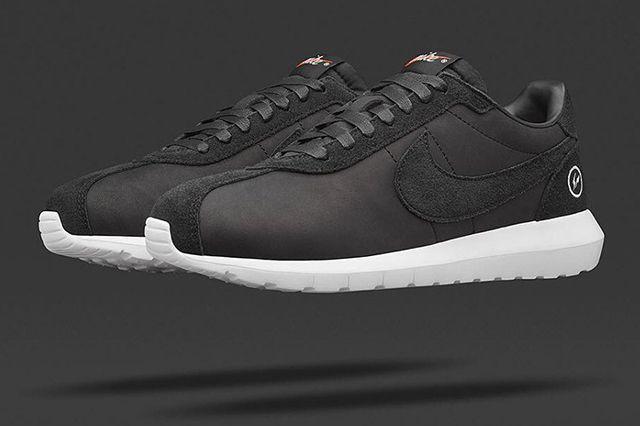 Fragment X Nike Roshe Ld1000 Black2