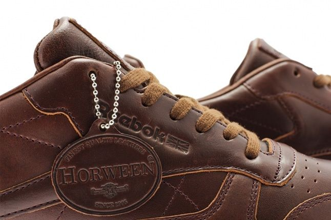 Reebok Classic Leather Lux Horween Chestnut 31