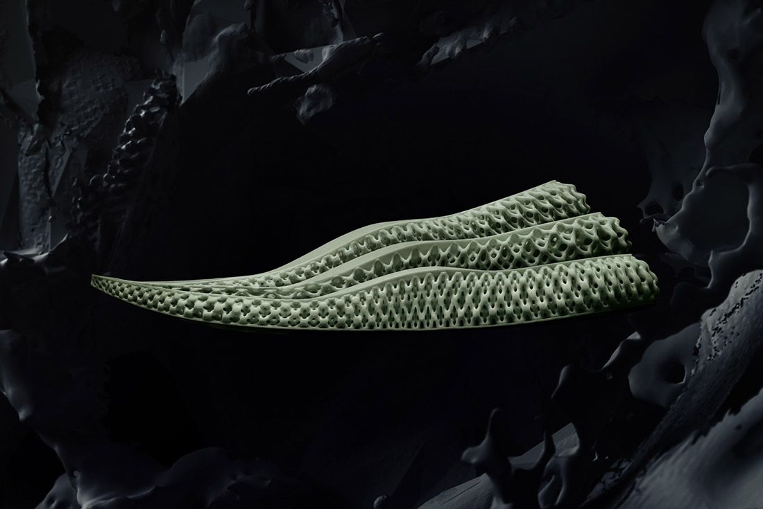 Adidas Futurecraft 4 D 4