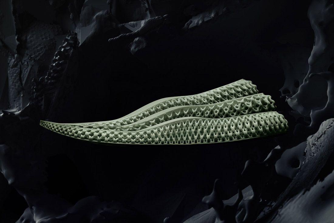 Adidas Futurecraft 4 D 4