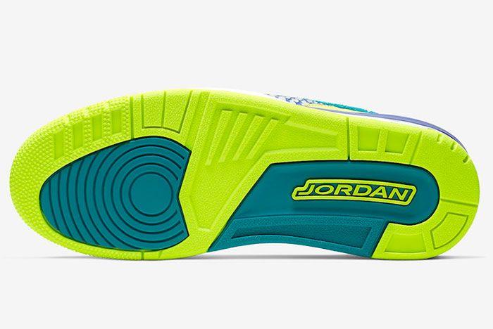 Just Don Jordan Legacy 312 Low Cd7069 103 Release Date 1 Sole