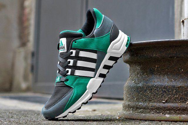 Adidas Eqt Support 93 Sub Green Bumperoo 1