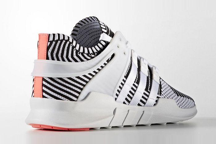Adidas Eqt Support Adv Primeknit Zebra 3
