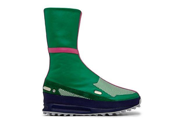 Raf Simons Super Trekker Sneaker Boot