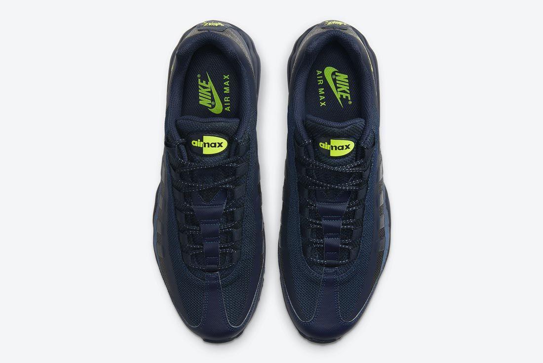 Nike Air Max 95 Ultra Navy/Volt