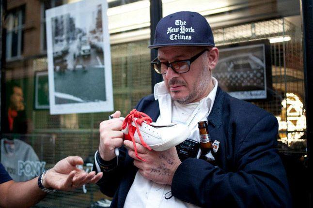 Ricky Powell Foot Patrol London Pony Launch Sharpie 1