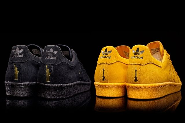Adidas Superstar City Pack