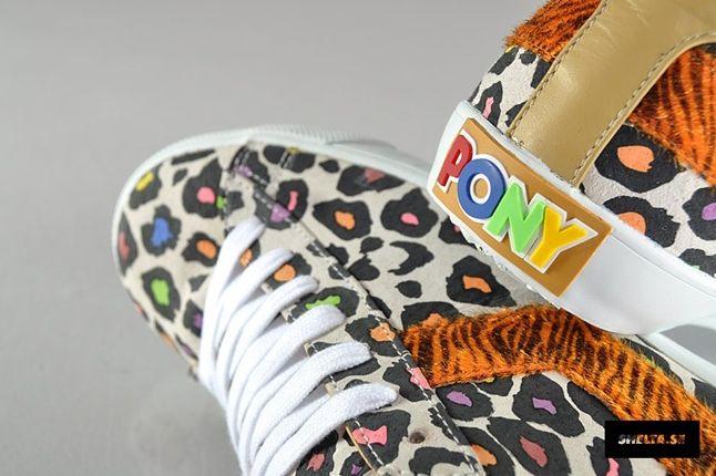 Dee Ricky Pony Topstar Low 4 1