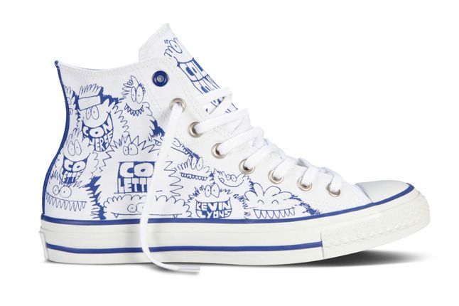 Converse X Kevin Lyons Chuck Taylor All Side 1