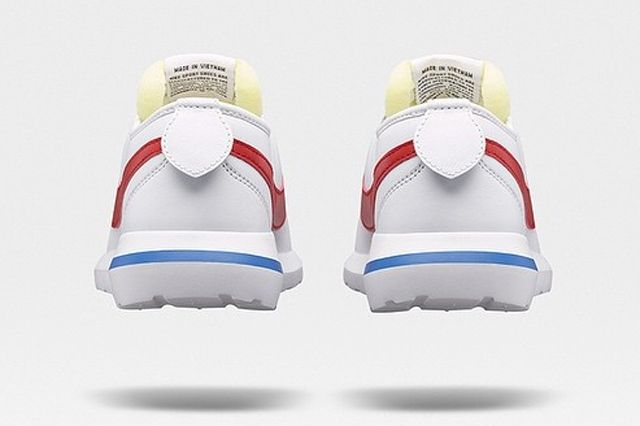 Nike Cortez Roshe White 1