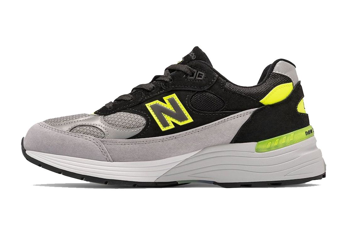 New Balance 992 Left