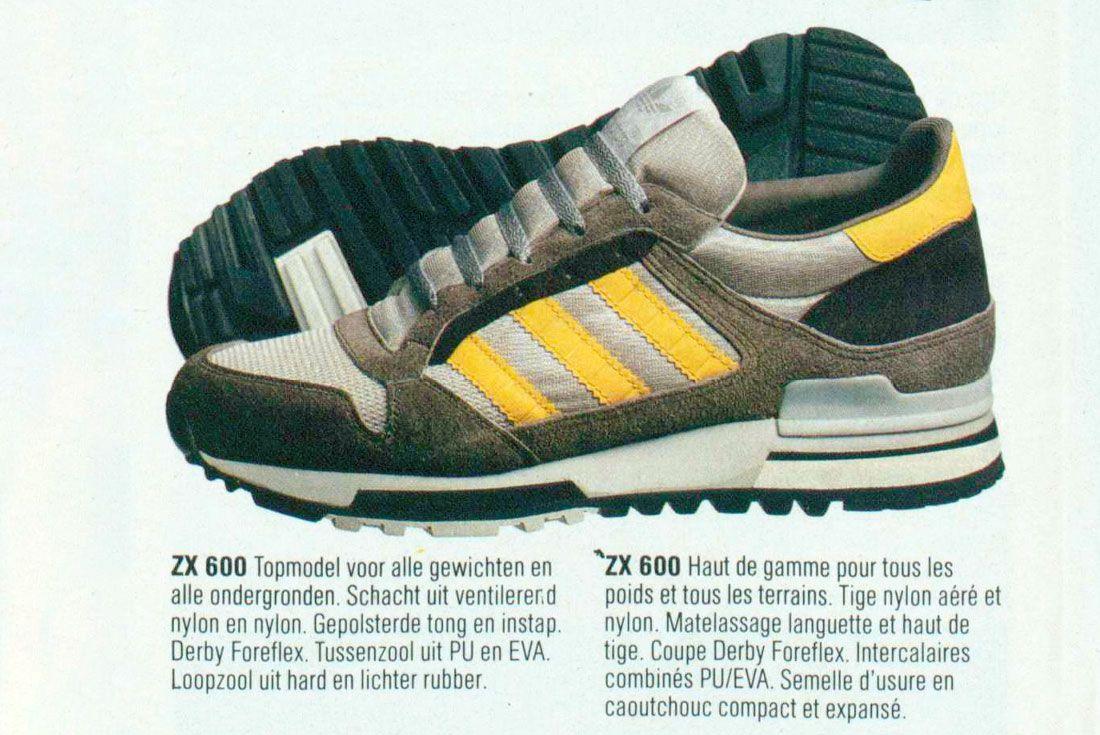 adidas ZX 600 1985