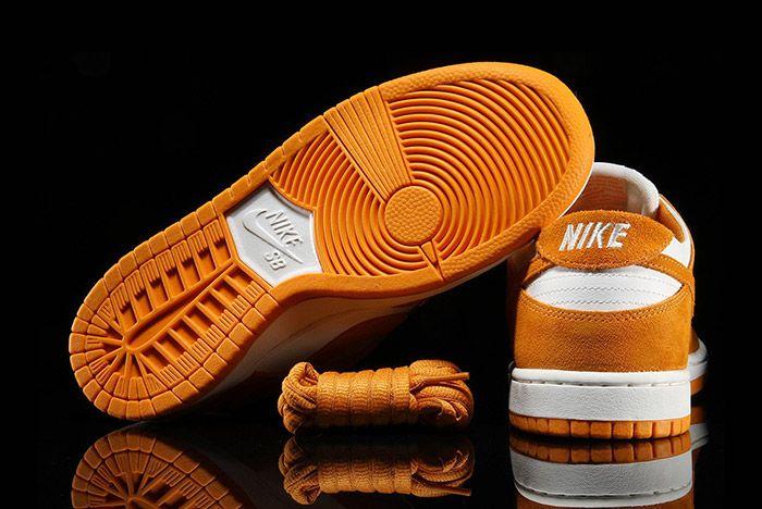 Nike Sb Dunk Circuit Orange 1
