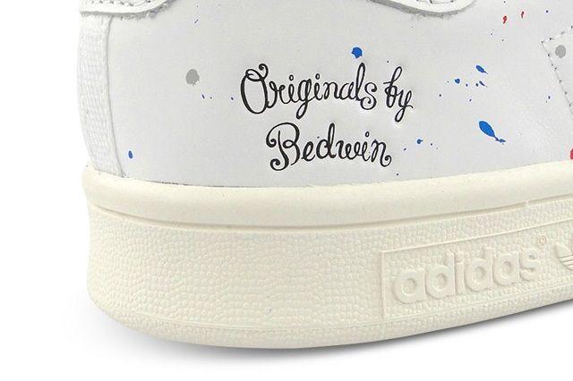 Adidas Bw Stan Smith White Bump 5