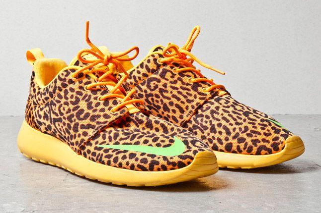 Nike Rosherun Fb Leopard 2 1